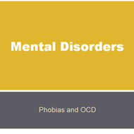 Axis I Mental Disorders:  Phobias and OCD
