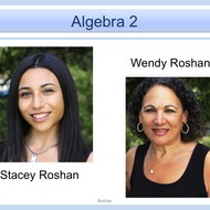Algebra 2 -- Chapter 1: Equations and Inequalities