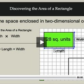Discovering the Area of a Rectangle