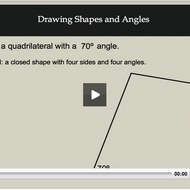Drawing Shapes & Angles
