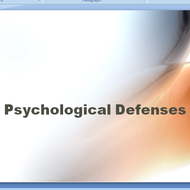 Psychological Defenses