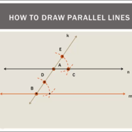 Drawing Line Relationships