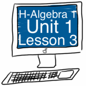 Algebra 1: Unit 1: Lesson 3: Open Sentences