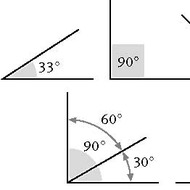 Geometry Lesson 3:  Angles