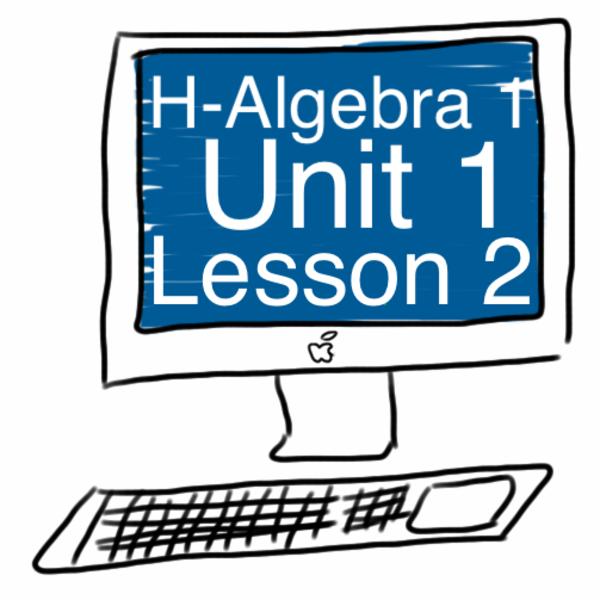 Algebra 1: Unit 1: Lesson 2: Order of Operations