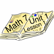 Math 7 :: Unit 1 Lesson 1: Expressions and Order of Operations