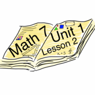 Math 7 :: Unit 1 Lesson 2: Integers and the Number Line