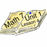 Math 7 :: Unit 1 : Lesson 4 : Subtracting Integers