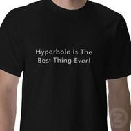 Grammar Basics: Hyperboles