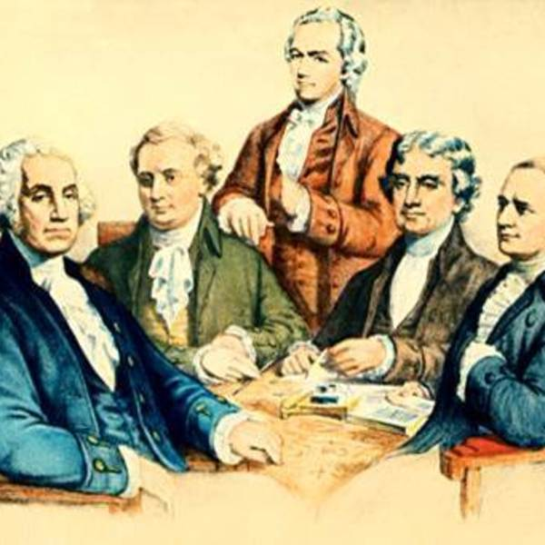 Unit 4 - Ch.6 Section 1 - Washington and Hamilton starting a government