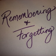 Forgetting and Remembering