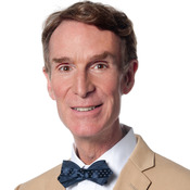 Bill Nye Demonstration:  Crushing a Can with Air
