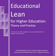Educational Lean for Higher Education