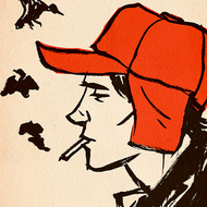 "holden caulfield undertakes a journey of Turning another page 1,733  kay undertakes to solve a  caroline kepnes weaves a tale that booklist calls ""the love child of holden caulfield and."