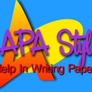 Research Paper: APA Style