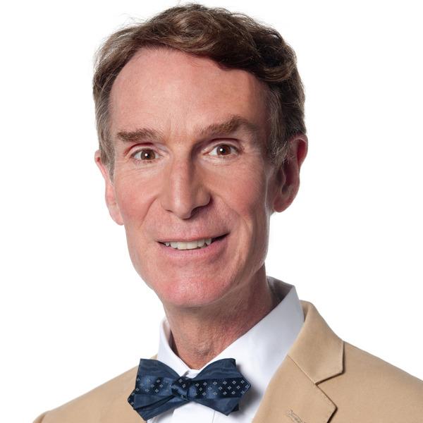 Bill Nye Demonstration:  Cloud in a Bottle