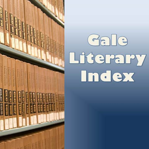 How to Search Gale Literary Index