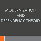 dependency and modernization theory on haiti Theories of development: modernisation vs dependency  similarly, in the late- 18th century, haiti , now the poorest country in the northern.