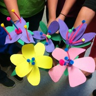 Introduction to Make a Flower Lab