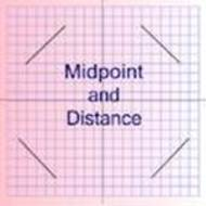 1-6 Midpt & Distance Formulats