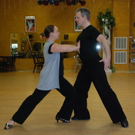 Salsa on One, Lady's Natural Turn (Social Dance)