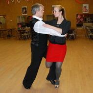 Argentine Tango, Forward Ocho (Ocho Para Adelante', Salon Style Dance)
