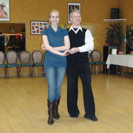 Two Step, Basic Pattern (Social Dance)
