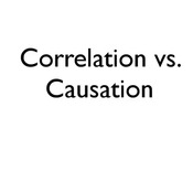 Correlation and Causation Tutorials, Quizzes, and Help