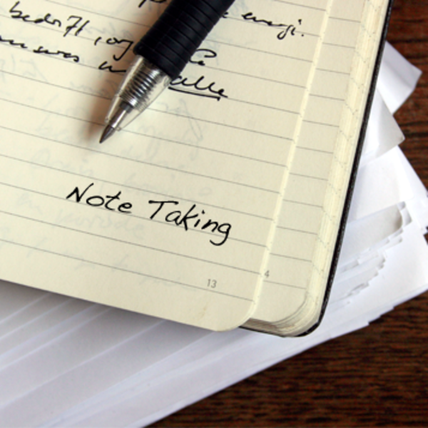 Note Taking Techniques