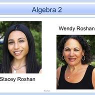 Algebra 2 -- Chapter 4: Quadratic Equations and Factoring