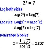 5-14 Solve Exponential Equations (due by midnight on TUES April 1)