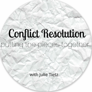 On the Fly: Resolving Conflict in Fast-Paced Work Environments