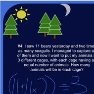 Writing Numeric Expressions