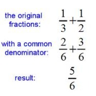 5.6 Add/Subtract Rationals with uncommon polynomials (due MON March 18 ALSO)