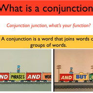 Parts of Speech Overview - Ch. 3 Conjunctions and Interjections