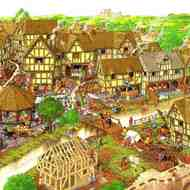 Rise of Medieval Towns