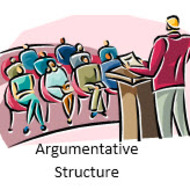 Argumentative Structure:Writing an Argument