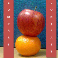 Compare and Contrast Structure: Writing a Comparison/Contrast