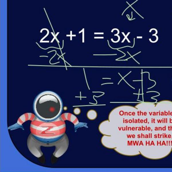 Isolating Variables