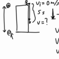 Practice Calculating Instantaneous Velocity Tutorial
