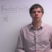 Evaluate Expressions using Factorials