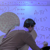 Applying Circumference and Area of Circles