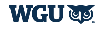 WGU College of Business