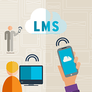 Classroom Instruction using an LMS