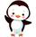 Cartoon penguin vector 716971