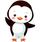 Cartoon penguin vector 716971