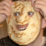 The phantom  pancake